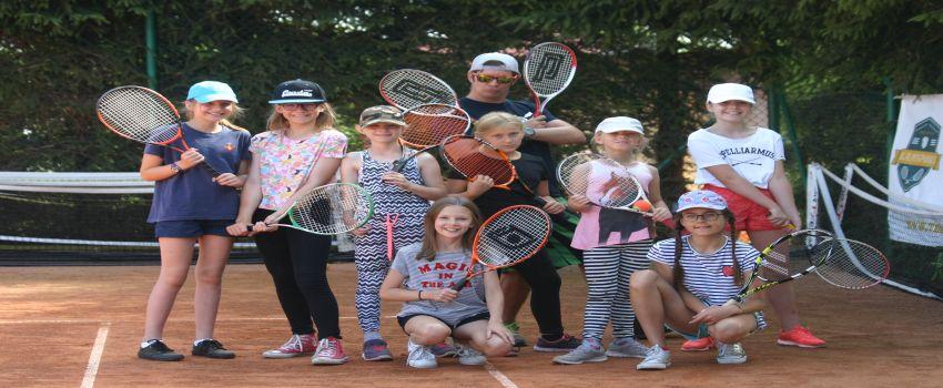 drużyna tenisa